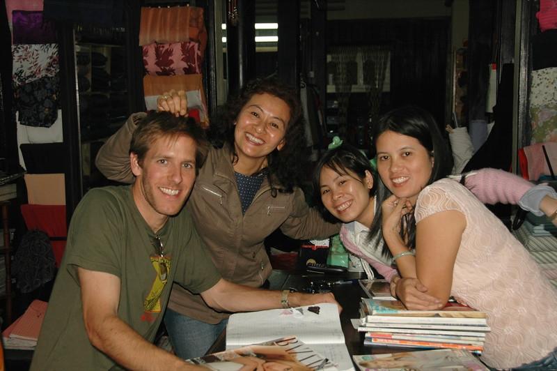Ladies of B'Lan - Hoi An, Vietnam
