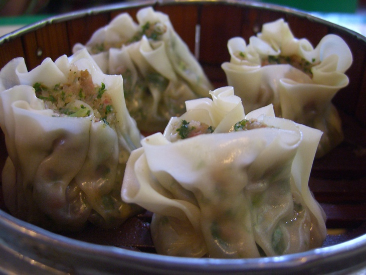 Pork Dumplings - Chengdu, China