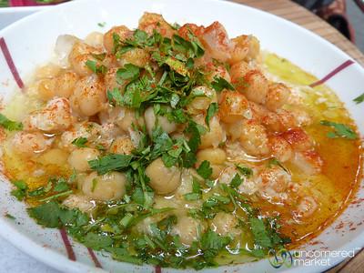 Msabaha (Hummus Variety) at Azzam Restaurant - Neukölln, Berlin