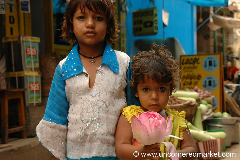 Sweet Kids - Madurai, India