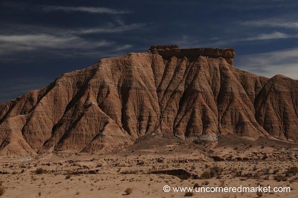 Aging Landscape - Salar Tour, Bolivia