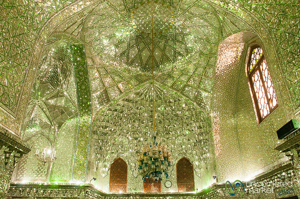 Mausoleum for Imam Reza's Brothers - Shiraz, Iran