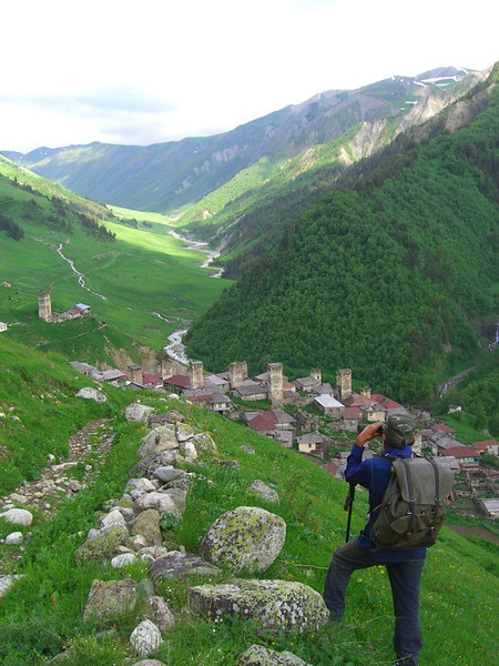 Green Village - Svaneti, Georgia
