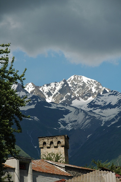 Clouds Before the Storm - Svaneti, Georgia