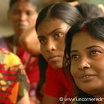 Women Listening Carefully, Microfinance - West Bengal, India