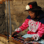 Concentration and Weaving - Chacarilla, Peru