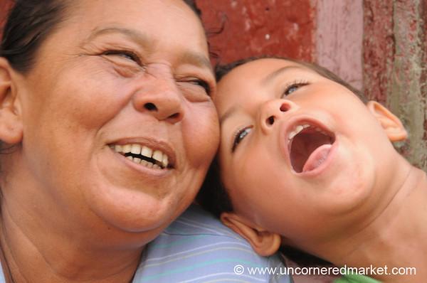 Leon, Nicaragua: Say Ah