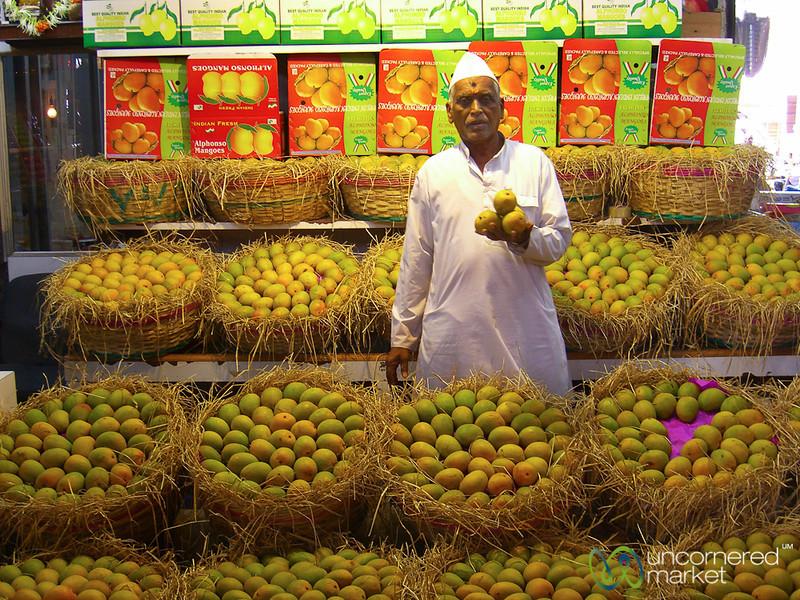 Mango Season at Crawford Market - Mumbai, India