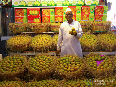 Mango Season at Crawford Market - Mumbai, India