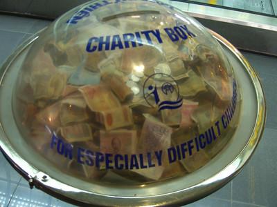 Charity Box - Hanoi, Vietnam