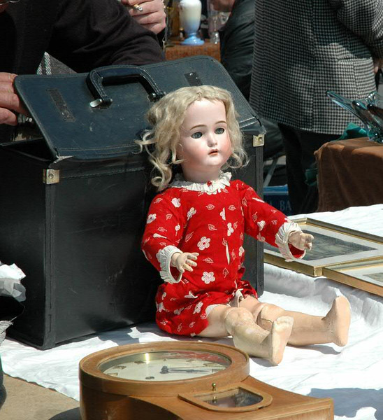 Cute Doll - Vienna, Austria