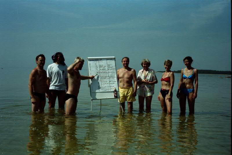 Meeting at the Beach - Estonia