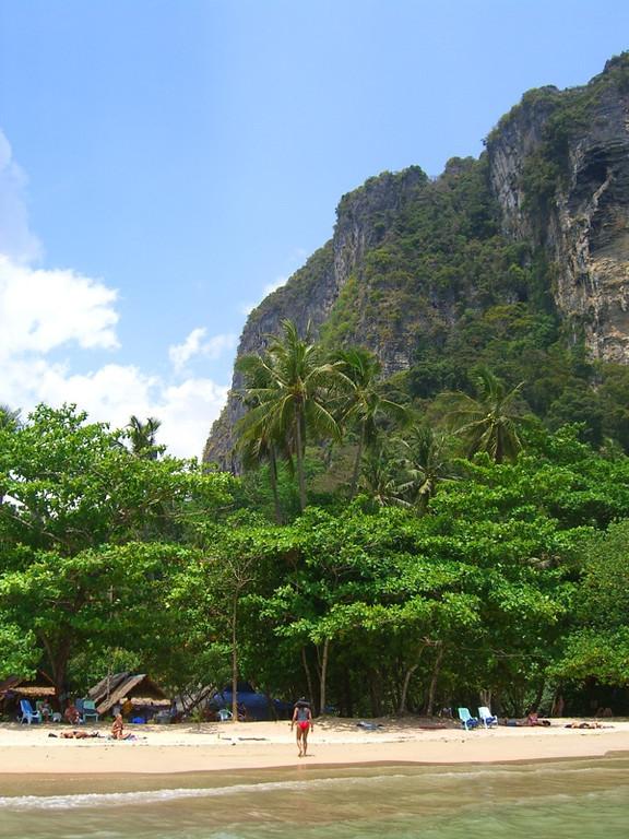 Ao Nang Beach - Ao Nang, Thailand