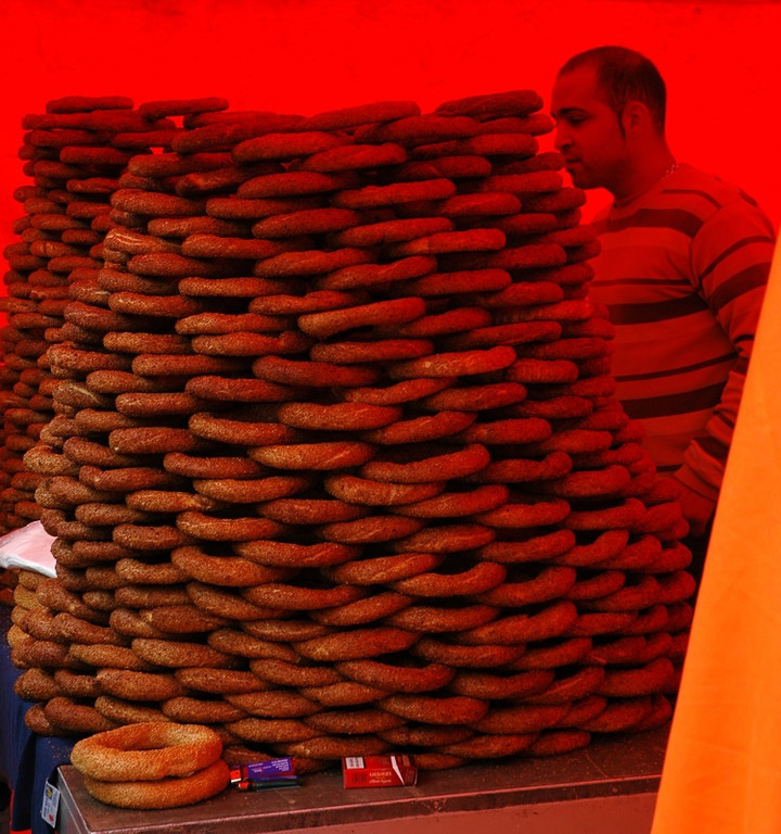 A Mountain of Simit - Berlin, Germany