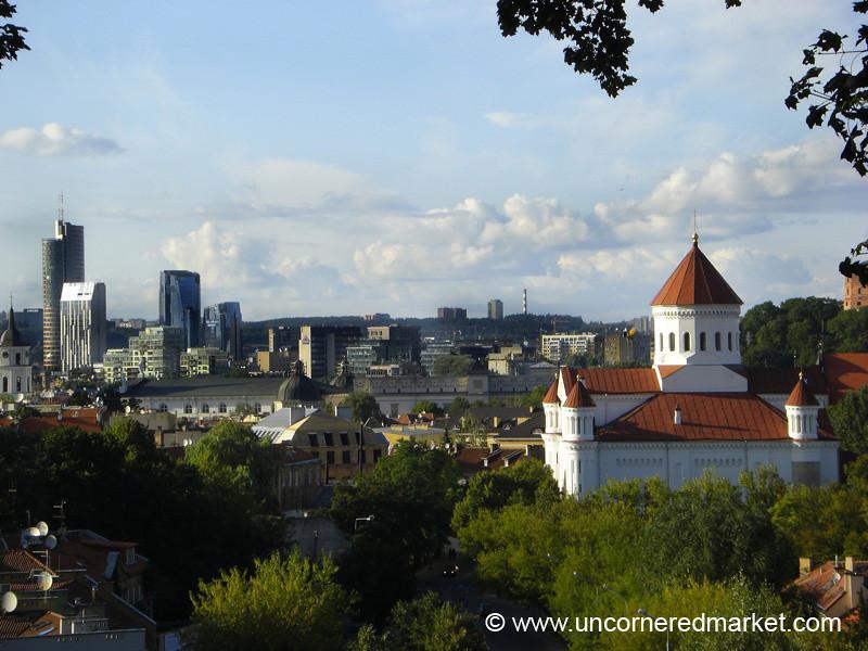 Vilnius Skyline - Lithuania