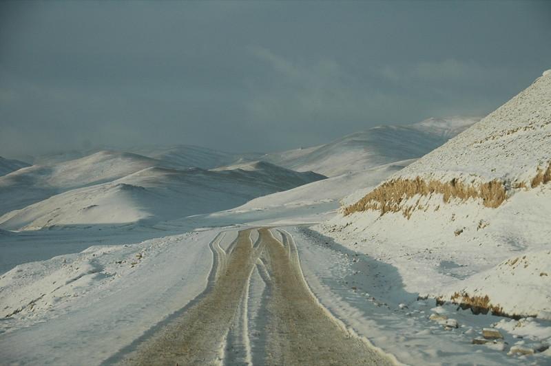 Mountain Scenes - Naryn, Kyrgyzstan