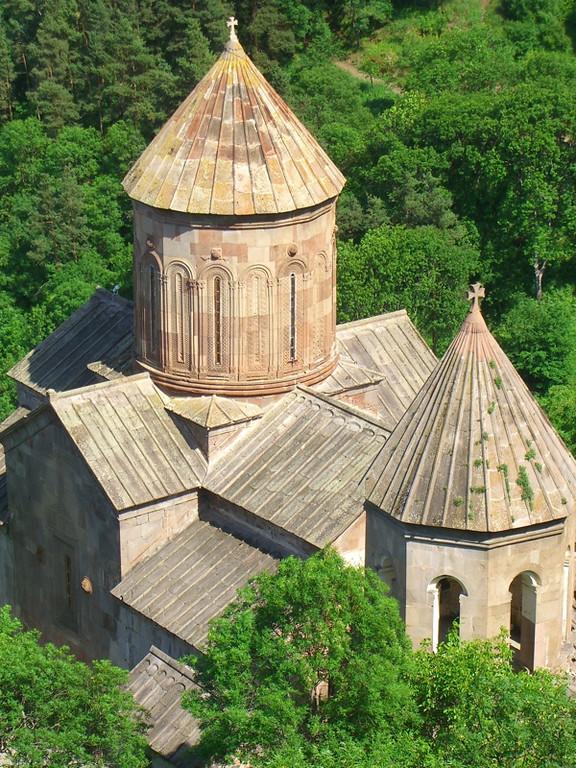 Sapara Monastery - Akhaltsikhe, Georgia