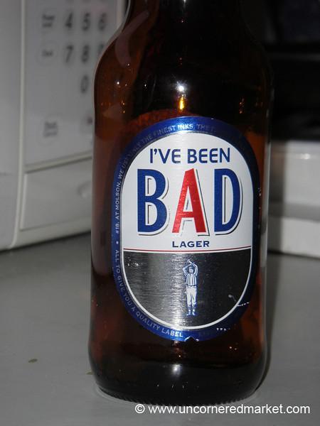 I've Been Bad Beer