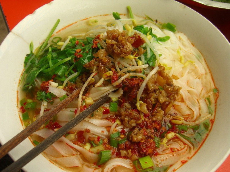 Xishuangbanna Morning Soup - Yunnan, China