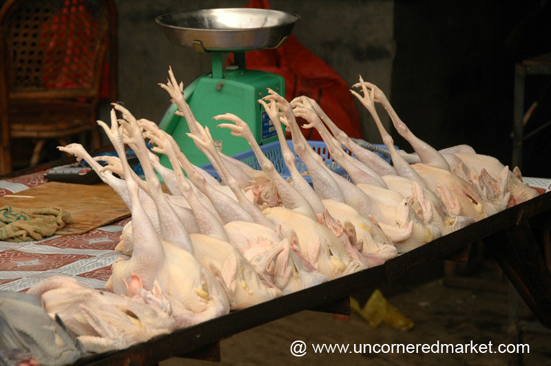Chicken Legs - Xishuangbanna, China