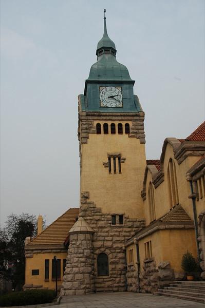 German Protestant Church - Qingdao, China