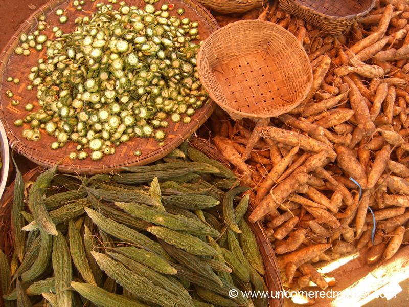 Bitter Melon - Kalaw, Burma