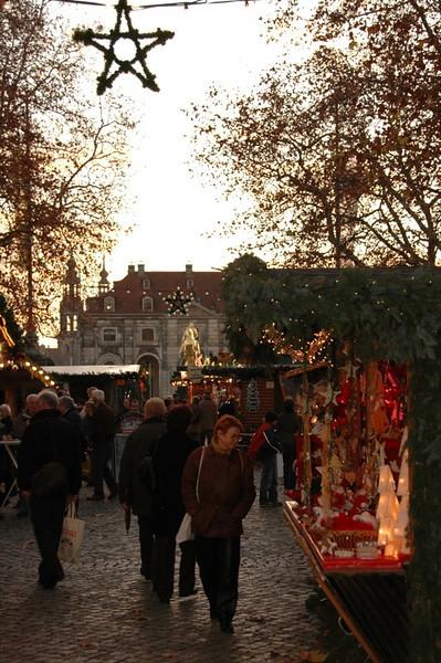 Neustadter Christmas Market - Dresden, Germany