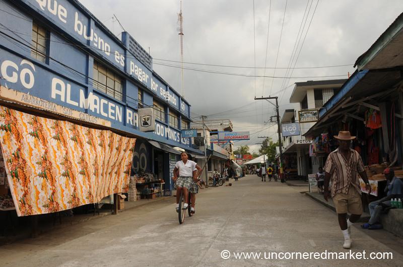 Livingston Streets - Guatemala