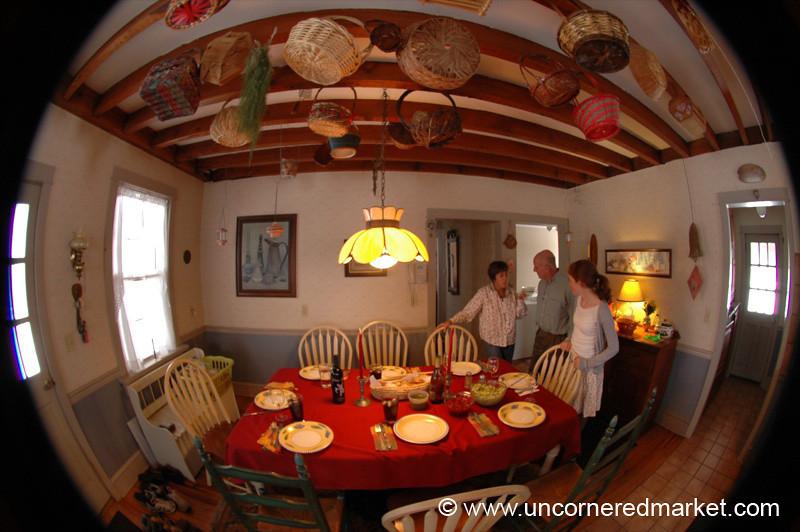 Country Kitchen Thanksgiving - Scranton, Pennsylvania