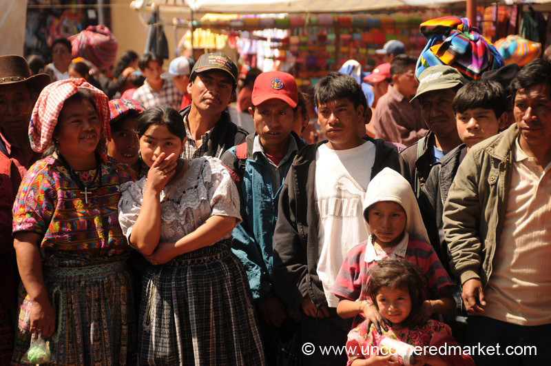Totonicapan People, Guatemala