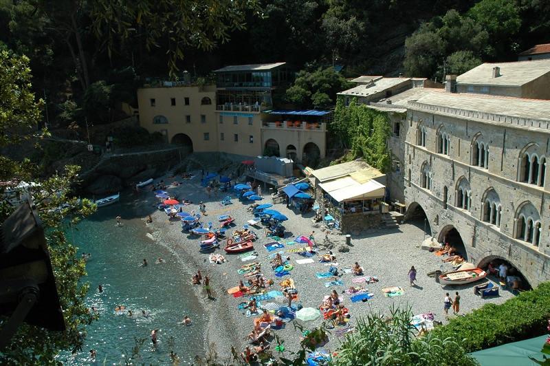 Abbey of San Fruttuoso, Italian Riviera