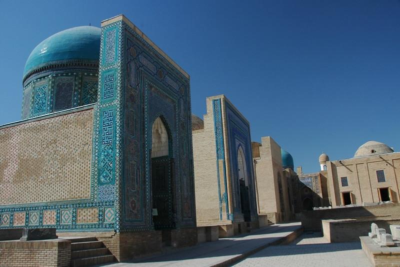 Silk Road Mausoleums - Samarkand, Uzbekistan