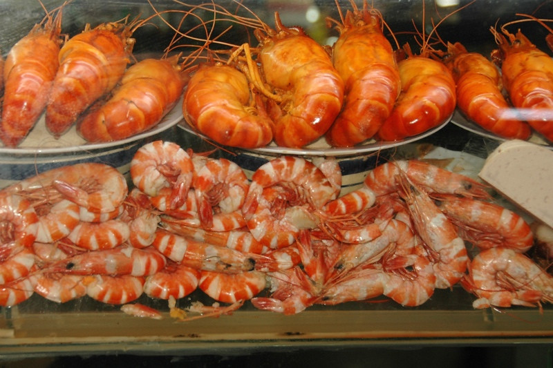 Shrimp and Prawns - Ho Chi Minh City, Vietnam