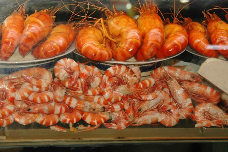 Shrimp and Prawns - Ho Chi Minh City, Vietnam