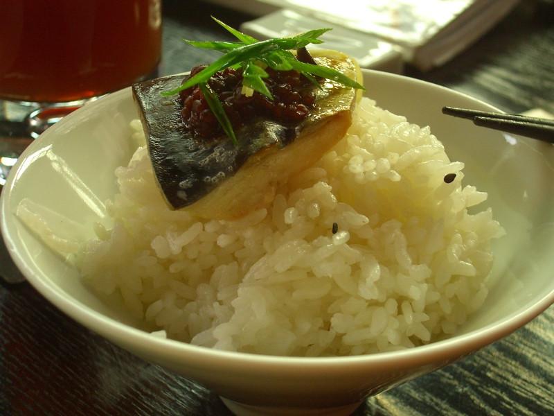 Braised Fish and Rice - Beijing, China