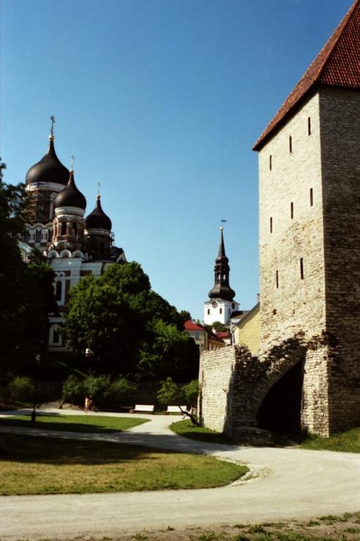 Russian Orthodox Church - Tallinn, Estonia