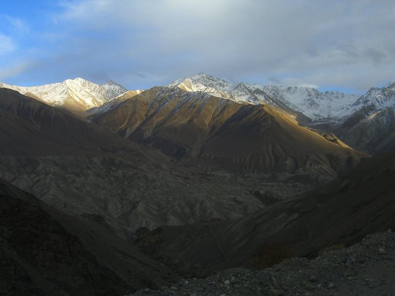 Mountain Peaks - Murghab, Tajikistan