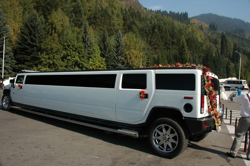 Wedding Hummer Limousine - Almaty, Kazakhstan