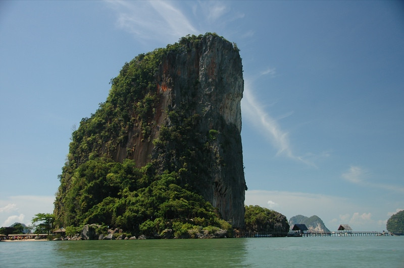 Beautiful Landscape - Phang Nga, Thailand
