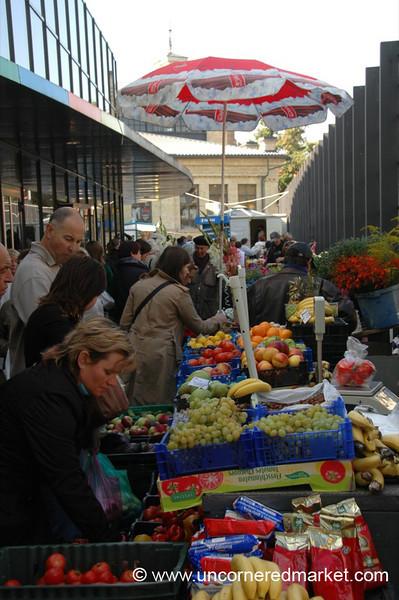 Hales Market - Vilnius, Lithuania