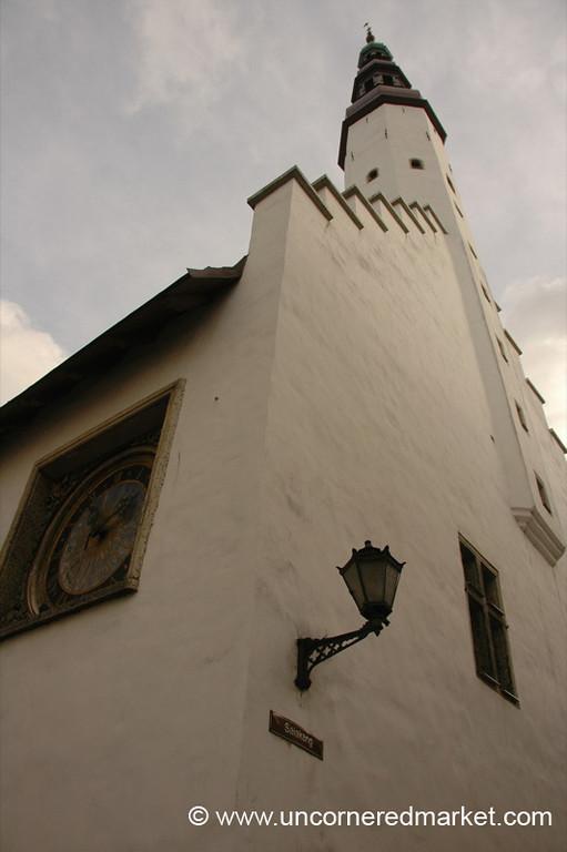 Tallinn's Holy Spirit Church - Estonia