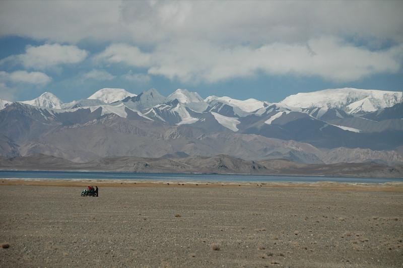 Mountain Landscapes - Pamir Mountains, Tajikistan