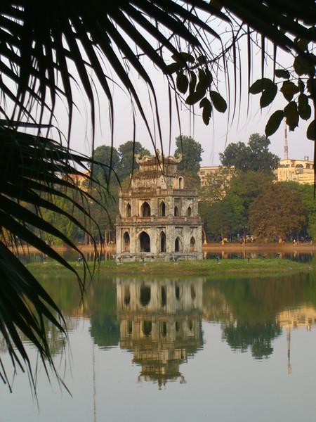 Ngoc Son Temple - Hanoi, Vietnam