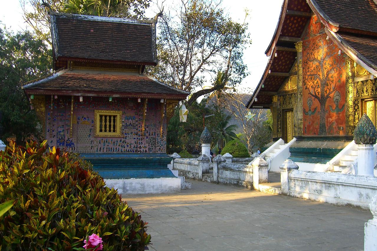 Wat Xieng Thong Temple - Luang Prabang, Laos