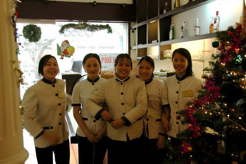 Hua Sua Students - Hanoi, Vietnam