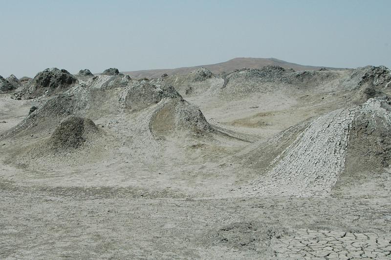 Lunar-Like Landscapes - Gobustan, Azerbaijan