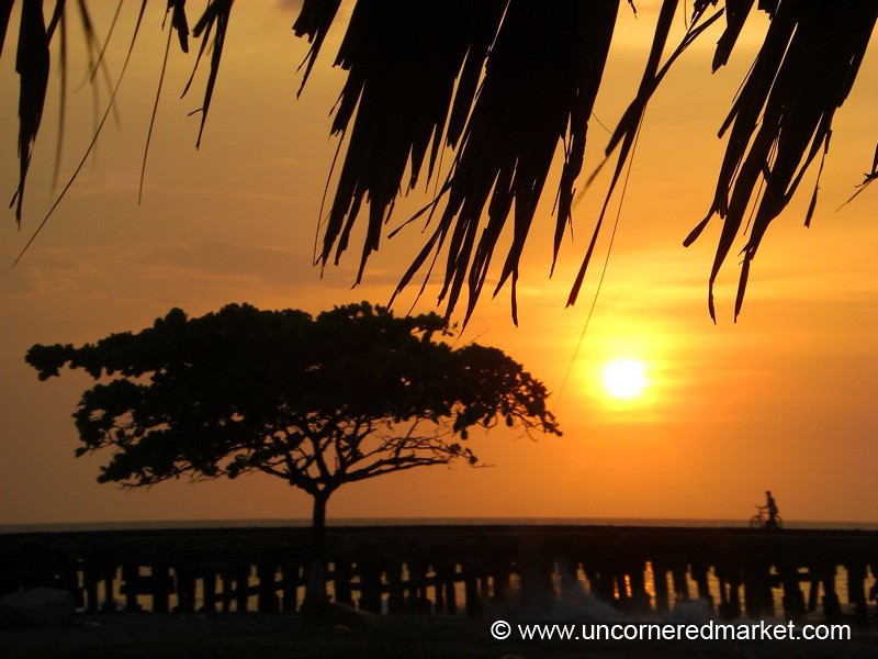 La Ceiba Sunset - Honduras