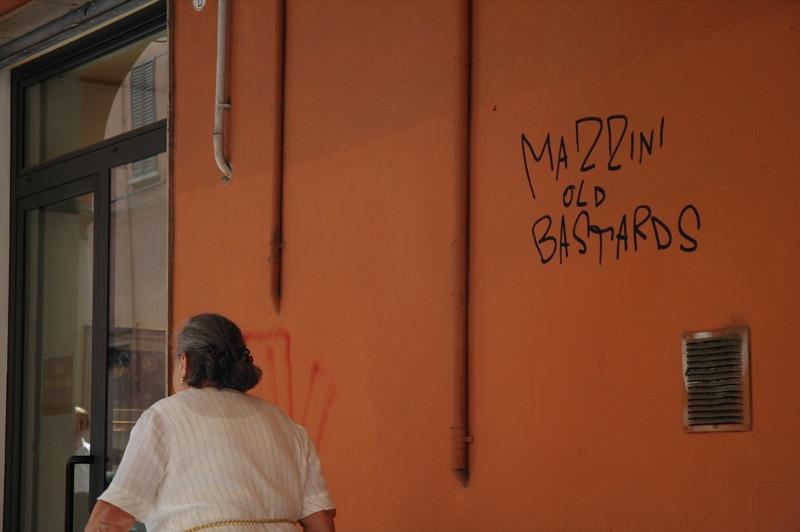 Street Graffiti - Bologna, Italy