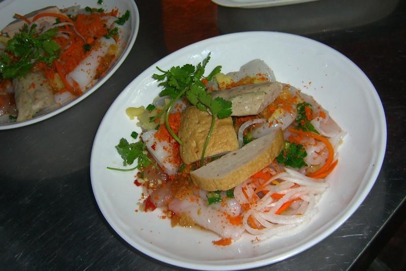 Dumplings - Ho Chi Minh City, Vietnam