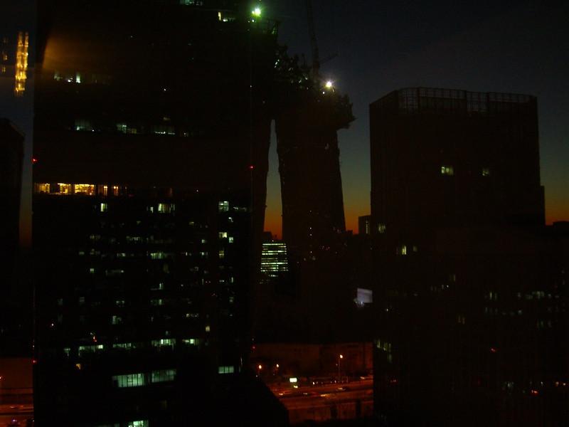 Beijing Skyline at Night - Beijing, China